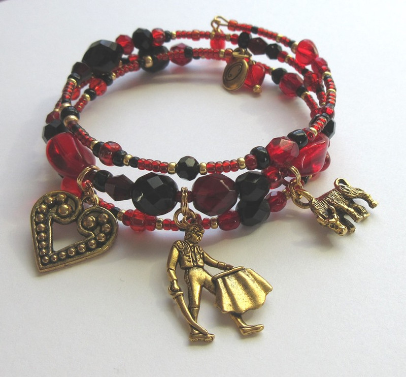 The Toreador Song Bracelet