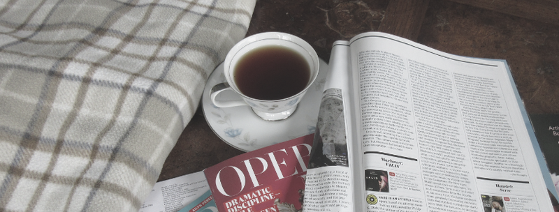 Top picks for Opera Magazines