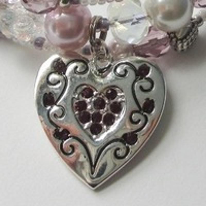 Creating the Violetta Valery Bracelet