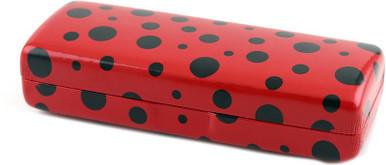 Red Polka Dot