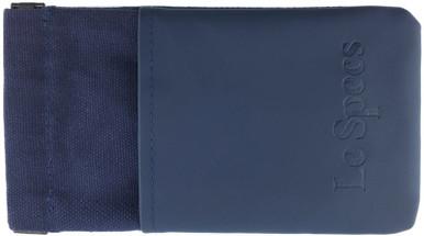 Blue Le Specs Soft Fabric Case