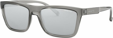 Ellum AN4262 - Transparent Grey/Grey Silver Mirror Lenses