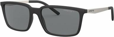 Matte Black/Grey Polarised Lenses