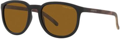 Pykkewyn AN4277 - Matte Black/Brown Polarised Lenses