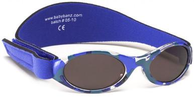 Baby Banz - Blue Camo