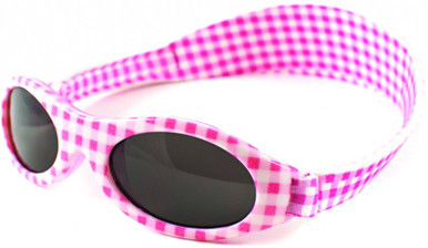Baby Banz - Pink Check