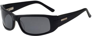 Dutton - Black/Grey Polarised Lenses