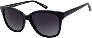 Abigail - Black/Grey Gradient Polarised Lenses