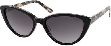 Evie - Black/Grey Gradient Polarised Lenses