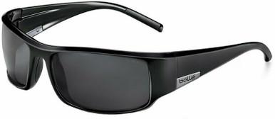 King - Shiny Black/Polarised TNS Grey Lenses