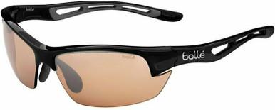 Bolt Small - Shiny Black/Modulator Lenses V3 Golf
