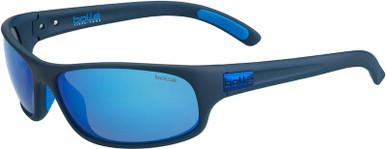 Anaconda - Matte Blue/HD Offshore Blue Polarised Lenses