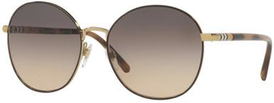 Light Gold/Light Brown Gradient Lenses