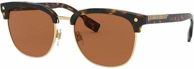 Aubrey BE4317 - Dark Havana/Brown Lenses