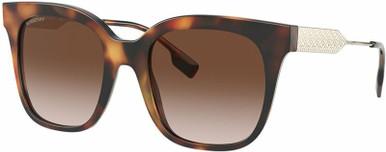 Evelyn BE4328 - Dark Havana/Brown Gradient Lenses
