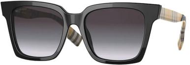 Maple BE4335 - Black/Grey Gradient Lenses
