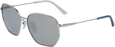 CK19102S - Nickel/Light Grey Lenses