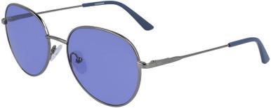CK20104S - Gunmetal/Violet Lenses