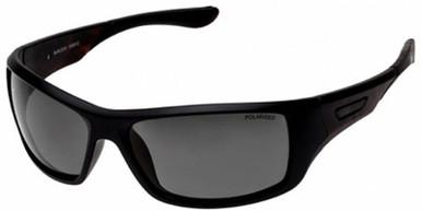 Burleigh - Black/Grey Polarised Lenses