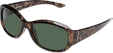 Reptile Tort/Green Polarised Lenses