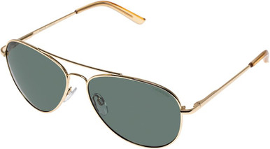Acacia - Gold/Green Polarised Lenses