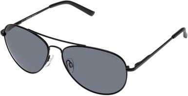 Acacia - Black/Smoke Polarised Lenses