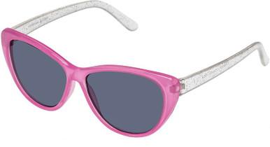 Hot Pink/Smoke Lenses