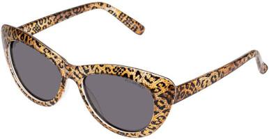 Leopard/Grey Polarised Lenses