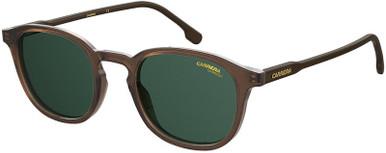 Brown/Green Lenses