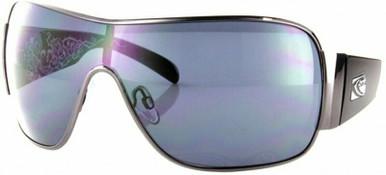 Black Signature/Grey Lenses