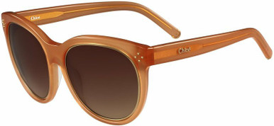 CE690S - Peach/Brown Lenses
