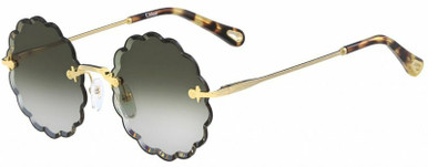 CE142S - Gold/Grey Green Gradient Lenses 53 Eye Size