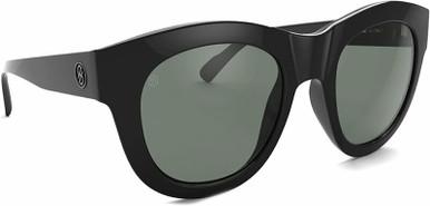 Psychedelic Solution - Black/Retro Grey Polarised Lenses