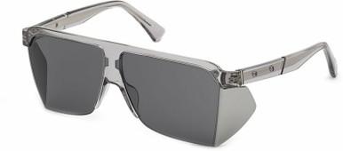 DL0319 - Grey/Smoke Mirror Lenses