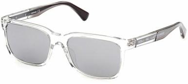 DL0341 - Crystal/Smoke Mirror Lenses
