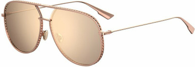 Dior By Dior - Gold Copper/Pink Mirror Lenses