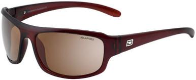 Big Dog - Dark Brown/Brown Polarised Lenses