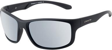 Grey/Silver Mirror Polarised Lenses