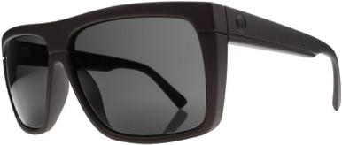 Black Top - Matte Black/CR39 Melanin Grey Lenses