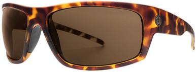 Tech One XL - Matte Tort/Bronze Polarised Lenses
