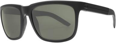 Knoxville S JJF - Matte Black Stripe/OHM Grey Polarised Lenses
