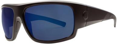 Mahi - Matte Black/Blue Pro Polarised Lenses