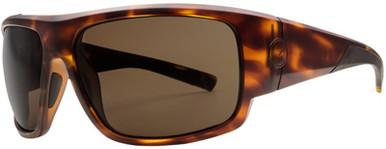 Mahi - Matte Tort/Bronze Polarised Lenses