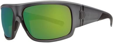 Mahi - Matte Smoke/Green Polarised Pro Lenses