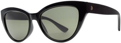 Indio - Gloss Black/Grey Polarised Lenses