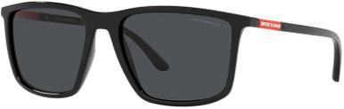 EA4161 -  Black/Dark Grey Lenses
