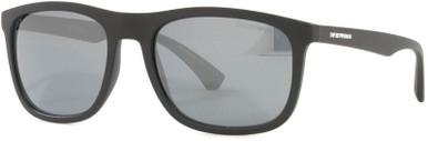 EA4158 - Matte Black/Grey Mirror Lenses