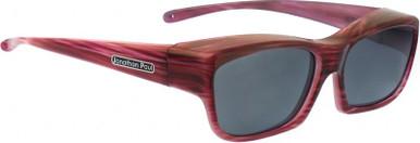 Coolaroo - Red Liquorice/Grey Polarised Lenses