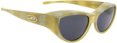 Cat Eye - Ivory Tusk/Grey Polarised Lenses