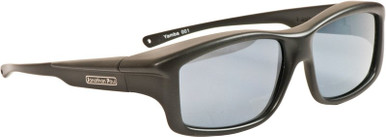 Satin Black/Grey Polarised Lenses